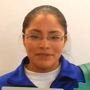 "Ivette ""La Roca"" Zamora"